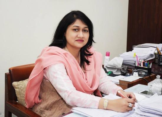 Dr. Fauzia Ghani