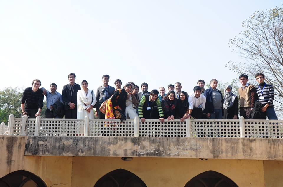Visit to Historic Places of Lahore