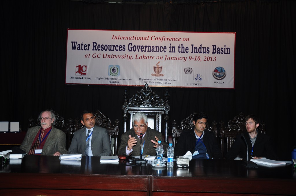 Session I: Power and Politics in the History of the Indus Basin