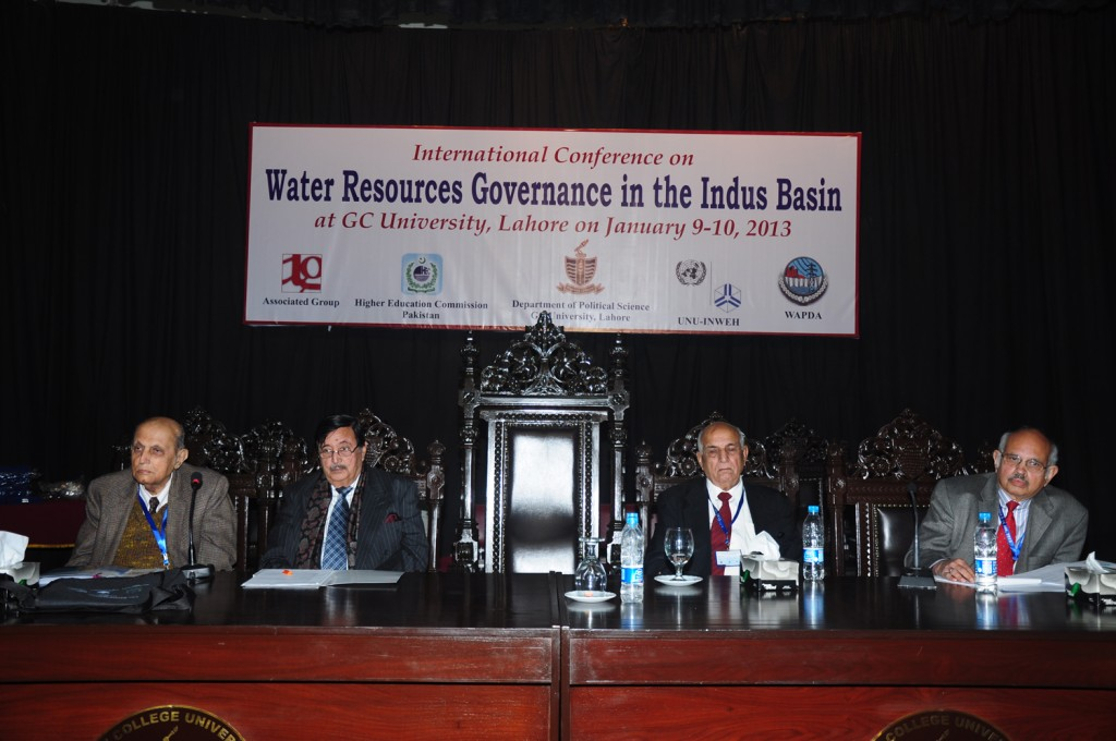 Panel Discussion I: Will Water Induce Conflict or Cooperation?
