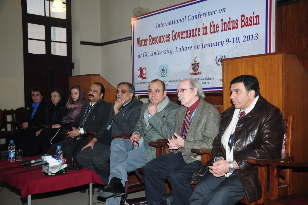 Press Conference on the First Day of the Conference