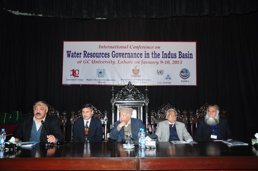 Panel Discussion II: The Water-Food-Energy Nexus in the Indus Basin