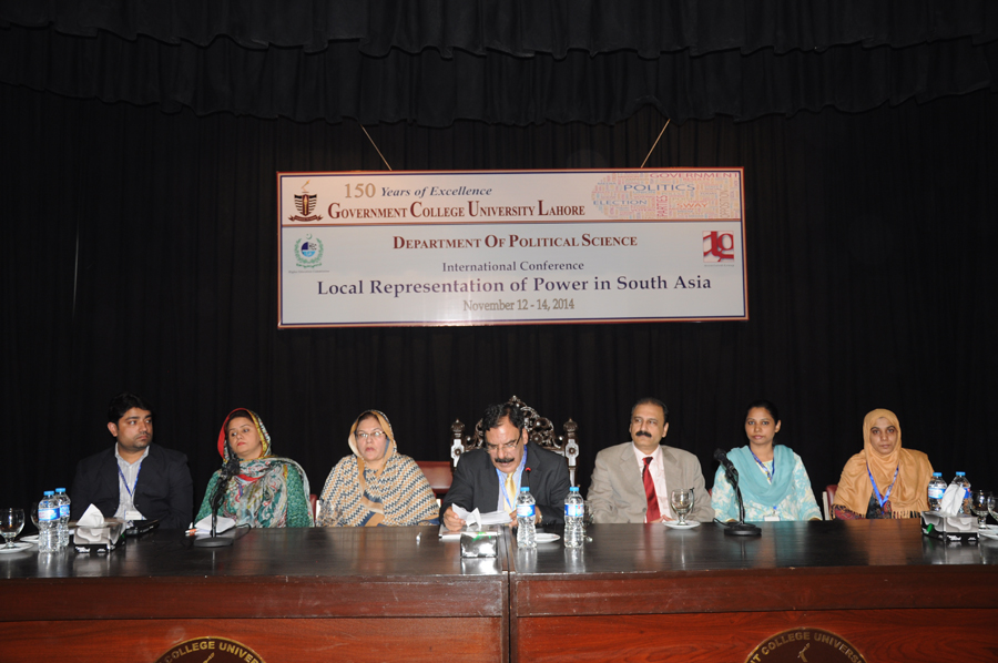 Academic Session V: Women Empowerment through Local Representation of Power