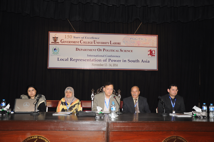 Academic Session IV: Participative Democracy, Representation, Elections, and Politics at Local Level
