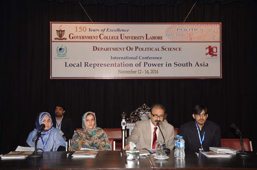 Academic Session III: Assessing Decentralization and Devolution in South Asia