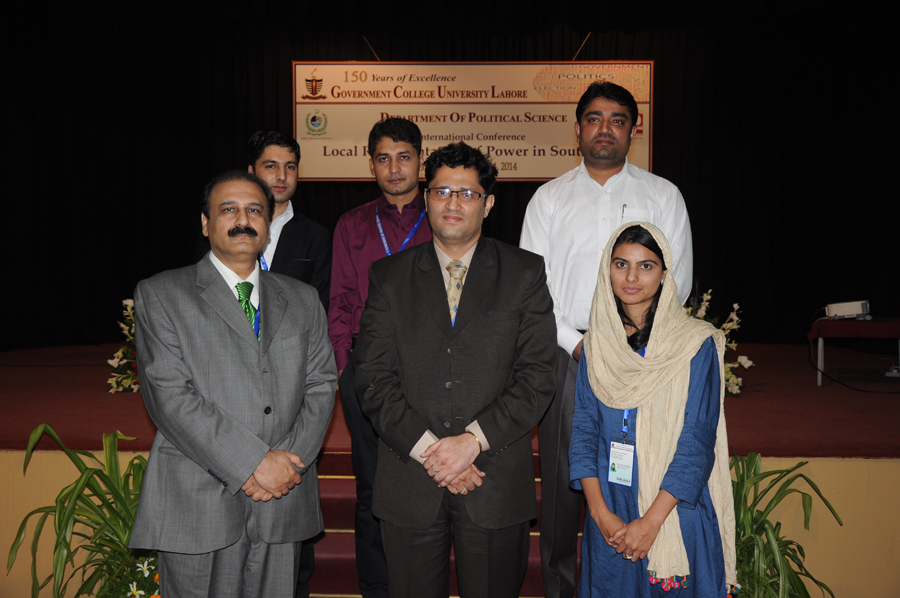 Dr. Butt, Dr. Chanchal Kumar Sharma, and Session Participants