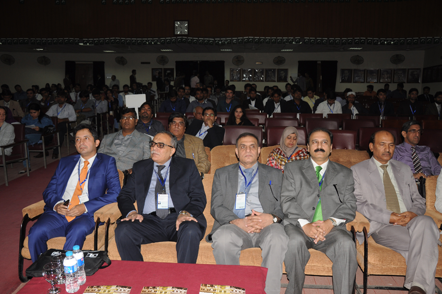 Audience in Inaugural Session