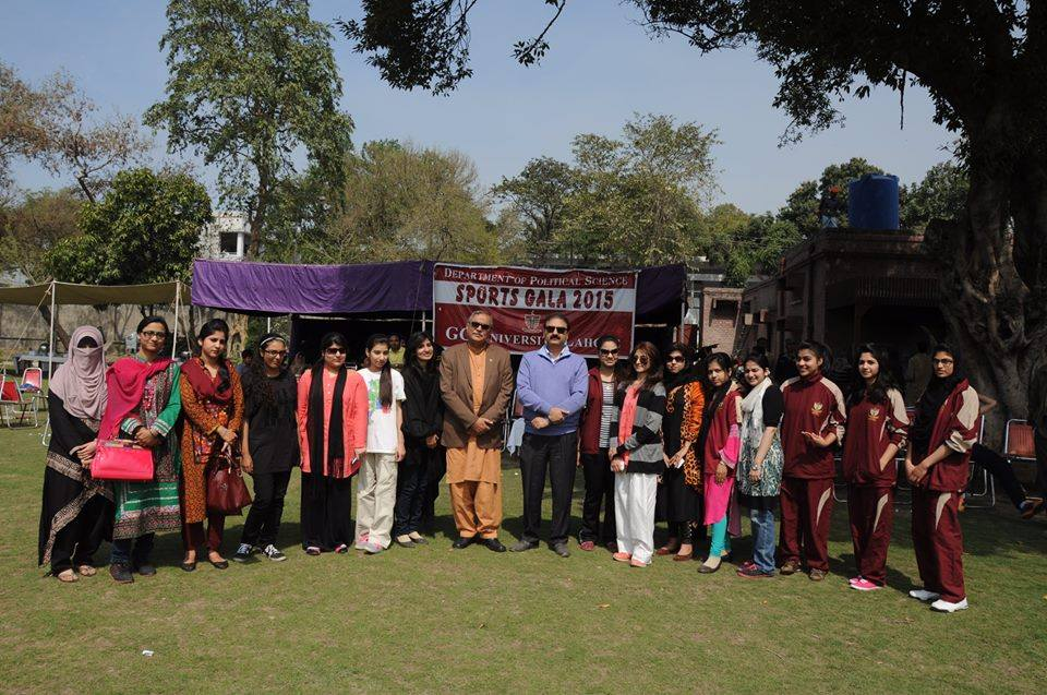 Group Photo with Vice Chancellor