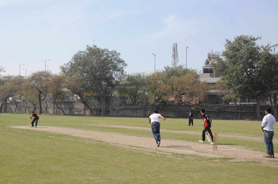 Glimpses of Cricket Matches