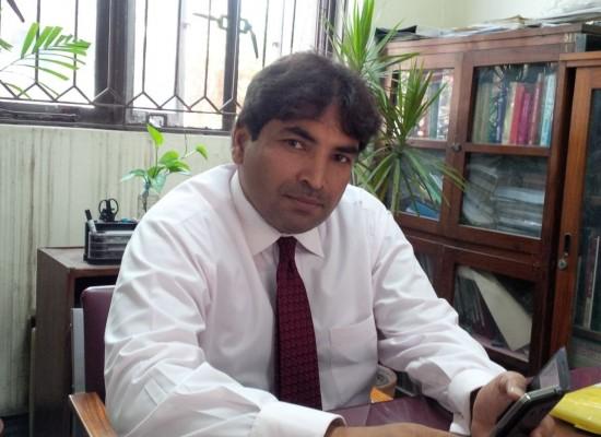 Naseer Ahmed Taib
