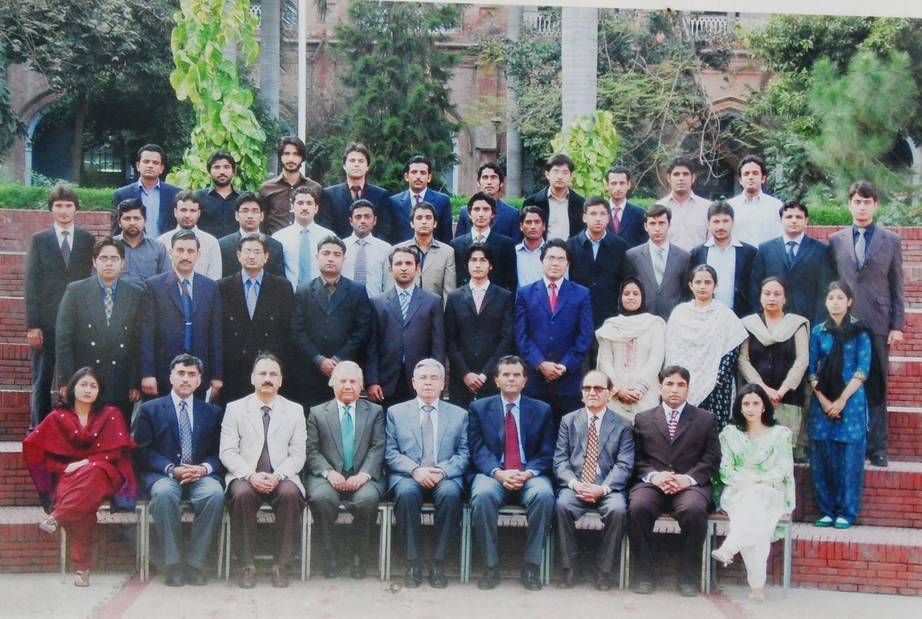 BA Hons Session 2005–09