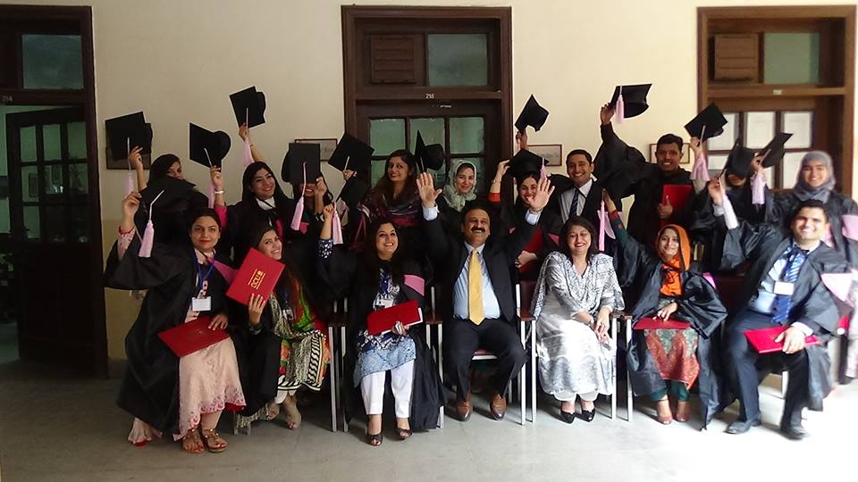 MPhil Session 2013-15: Cheering Moments