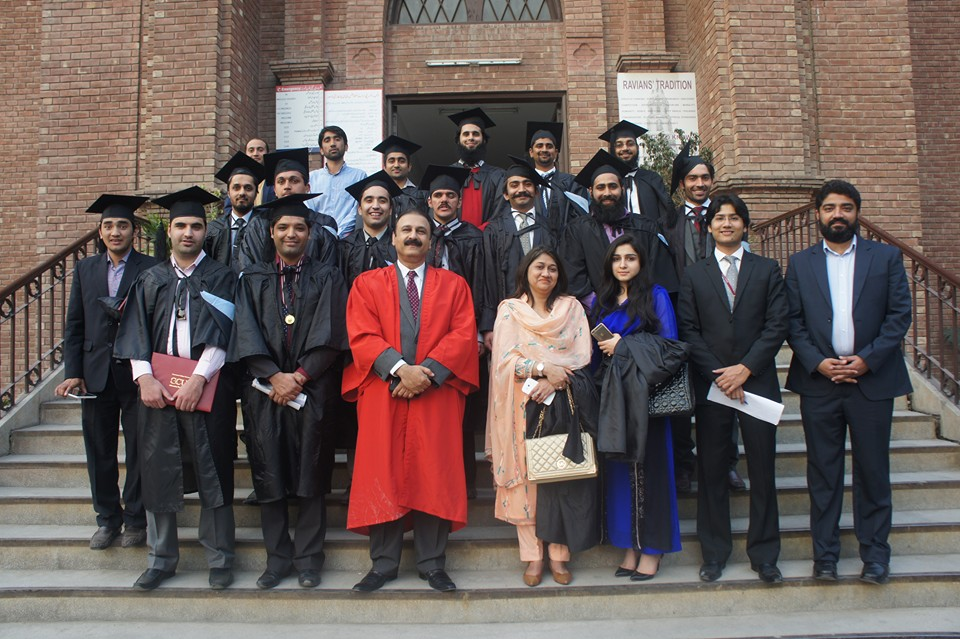 Group Photo with students of BA Hons Session 2011- 15