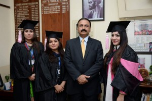 MPhil Students with Chairperson
