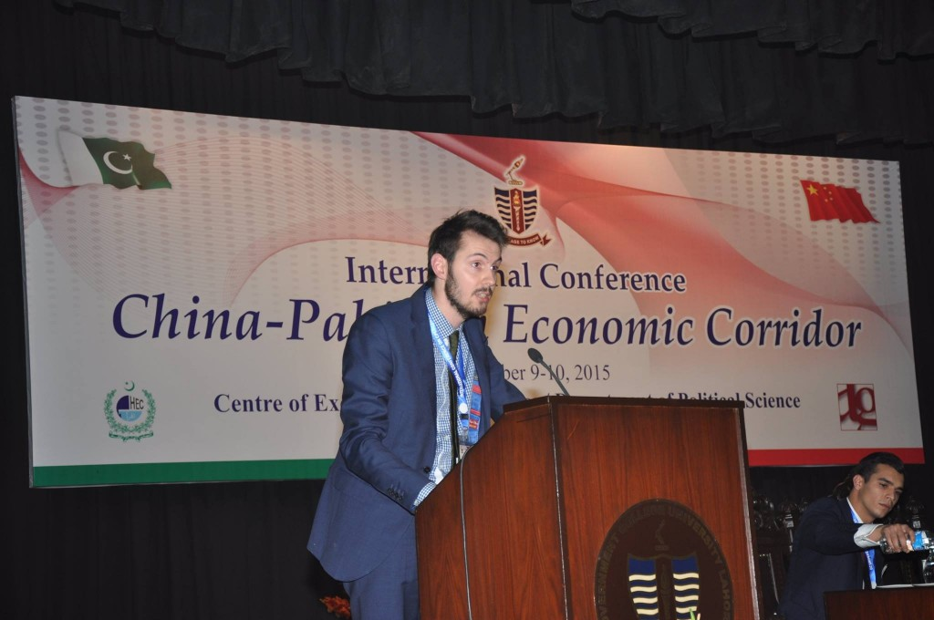 Session:  Political Dimensions of CPEC