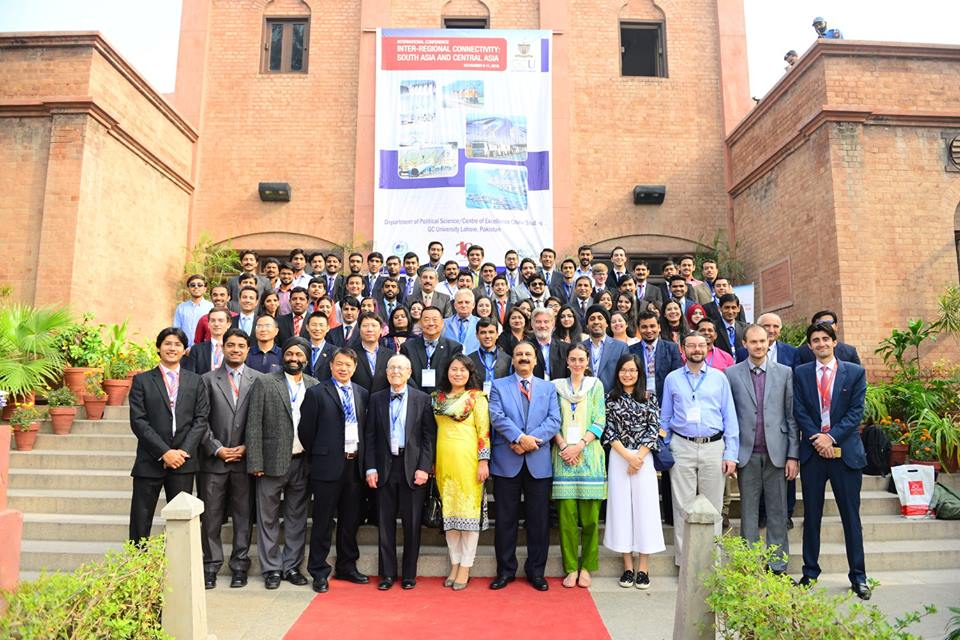 Group Photo of Speakers, Faculty, and Ushers