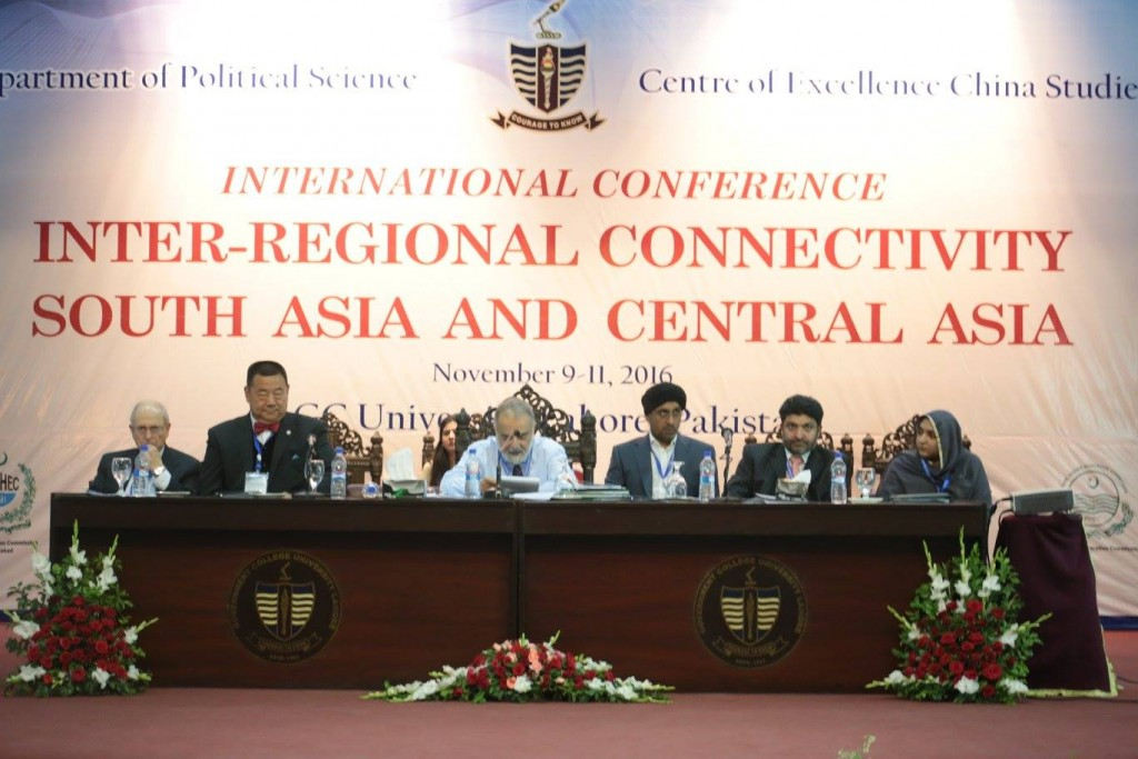 Academic Session I: Conceptualizing Inter-regional Connectivity
